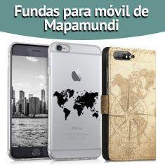 Fundas para móvil de Mapamundi