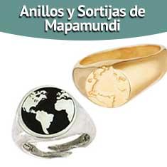 Imagen de Anillos y Sortijas de Mapamundi