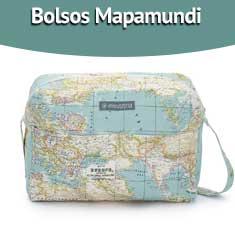 Imagen de Bolsos Mapamundi