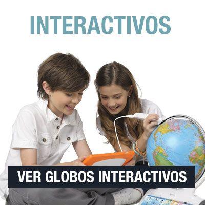 Compra globos interactivos
