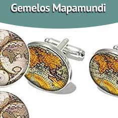 Imagen de Gemelos Mapamundi
