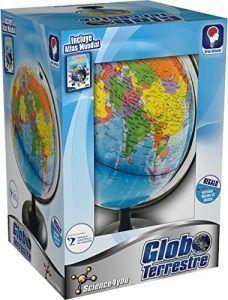 Imagen del globo terraqueo sciencie4you