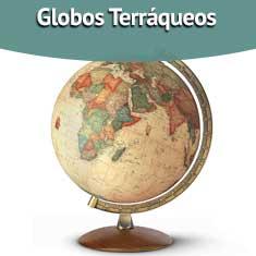 Fotografía de Globos Terráqueos