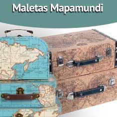 Imagen de Maletas Mapamundi